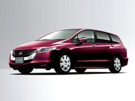 Honda Odyssey: nov� crossover pro dom�c� trh