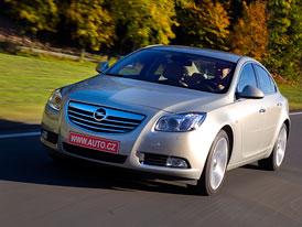 Opel Insignia: První jízdní dojmy