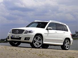 Mercedes-Benz GLK: Od soboty oficiálně na českém trhu