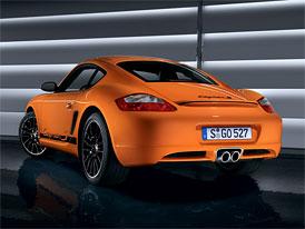 Porsche Cayman S Sport: Nejdražší Cayman na českém trhu