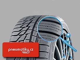 Zimní výbava – především zimní pneumatiky