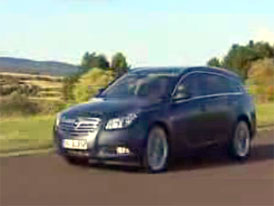 Video: Opel Insignia Sports Tourer � praktick� eleg�n za j�zdy