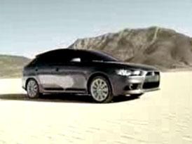 Video: Mitsubishi Lancer Sportback – produkční provedení v pohybu