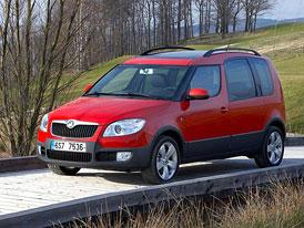 Škoda Fabia Combi vs. Roomster (1,4 16V): Větší vždy neznamená dražší (srovnání nových cen)
