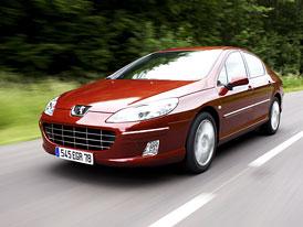 Peugeot 407 2.0 HDi FAP: Euro 5, vyšší výkon a nižší spotřeba