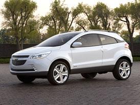 Chevrolet GPiX: Koncept mal�ho dvoudve�ov�ho crossoveru