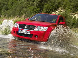 Suzuki Grand Vitara: Inovovaný model na českém trhu (ceny od 499.900,- Kč)