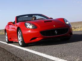 Ferrari hlásí navzdory krizi rekordní výsledek za rok 2008