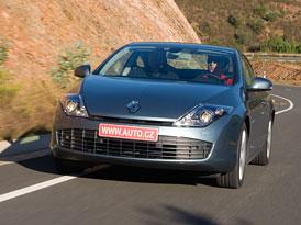 Renault Laguna Coupé: první jízdní dojmy