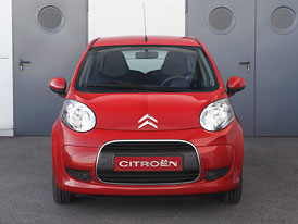 Citroën C1 Image: Akční model s klimatizací, cena 214.900,- Kč