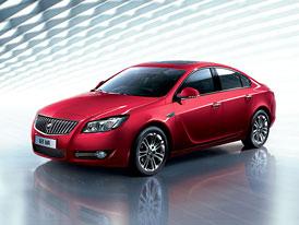Buick Regal: přejmenovaný Opel Insignia pro Čínu