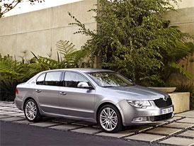 Škoda Superb: Nové ceny jsou nižší až o 100 tisíc Kč (přehled cen platných od října 2008)