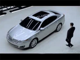 Video: Lincoln MKS – Hvězdné lodi nepotřebují klíče