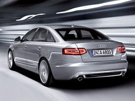 Audi A6: Facelift a motor 3.0 TFSI (218 kW) na českém trhu (cena od 907.500,- Kč)