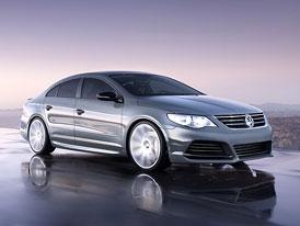 Volkswagen Passat CC Super Performance Concept: specialita pro Las Vegas