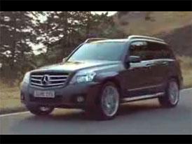 Video: Mercedes-Benz GLK – SUV s karoserií plnou hran