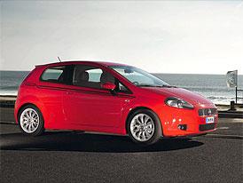 Fiat Grande Punto: Nový motor 1,6 MultiJet na českém trhu (cena 469.900,- Kč)