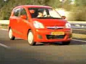 Video: Daihatsu Cuore � specialista na m�stsk� provoz