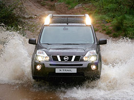 Nissan snížil ceny pro X-Trail, začínají od 575.900,- Kč