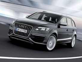 Audi vstříc větší exkluzivitě: Dvoubarevná Q7 a R8 V10 Pure Sport