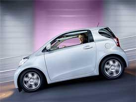 Toyota iQ získala v Japonsku titul Auto roku 2008, Citroën C5 je druhý!