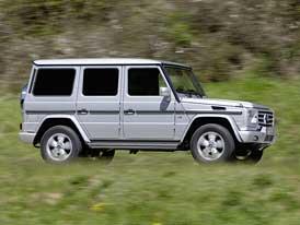 Australská vláda objednala 1200 kusů vozů Mercedes-Benz třídy G