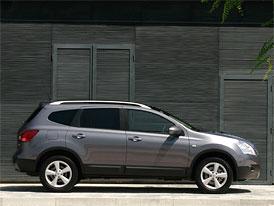 Nissan Qashqai+2: Nové motorizace 1,6 (od 610.000,- Kč) a 1,5 dCi (od 665.000,- Kč) již nyní