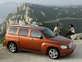Chevrolet zlevnil HHR: Nové ceny začínají na 464.900,-Kč