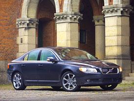 Volvo S80: Nový pětiválcový turbodiesel má 2 turbodmychadla a plní Euro 5