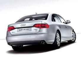 Audi A4L: Prodloužená verze A4 pro čínský trh