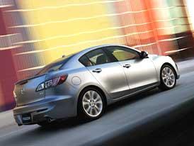 Mazda 3: pohonné jednotky pro severoamerický trh