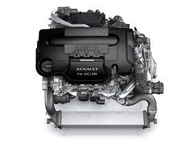 Renault: Nové motory 0,9 TCe (65 kW), 1,4 TCe (96 kW) a 1,6 dCi (96 kW) na cestě, místo zbývá i pro šestiválce
