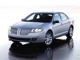 Lincoln MKZ: Modernizace nejmenšího modelu