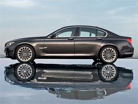 Nové motorizace BMW řady 7 příjdou v roce 2009: 730i, 735d, 750Xi a 760i