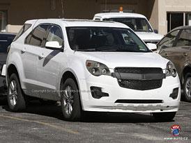 Spy Photos: Chevrolet Equinox - sportovn�j�� silni�n� crossover pro rok 2009
