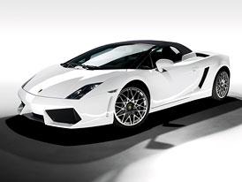 Lamborghini Gallardo LP 560-4 Spyder: 324 km/h s větrem ve vlasech