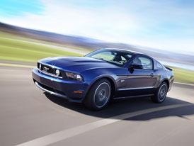 Ford Mustang 2010: Modernizace automobilové legendy