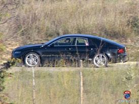 Spy Photos: Audi A7 - dlouhé, nízké a luxusní