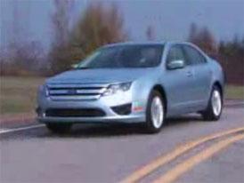 Video: Ford Fusion – Modernizovaný čtyřdveřový sedan