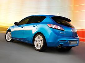 Mazda 3: První fotografie a informace o pětidveřovém provedení