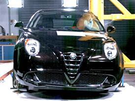 Euro NCAP: Alfa Romeo MiTo – čtyřmetrová Alfa má pět hvězd