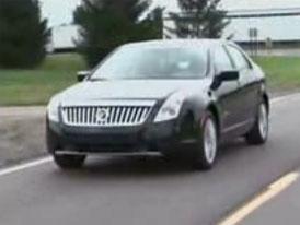 Video: Mercury Milan – klasický sedan s hybridním pohonem