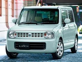 Suzuki Alto Lapin: mikroautomobil pro Japonsko