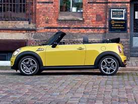 Mini Cabrio: První fotografie a informace