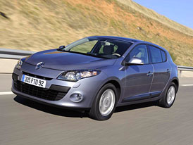 Renault Mégane: První jízdní dojmy