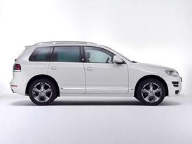 """Volkswagen Touareg """"North Sails"""": Nové provedení pro sériovou výrobu"""