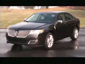 Video: Lincoln MKZ � Model pro rok 2010