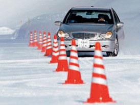 Testy zimních pneumatik 2008 (3.díl): Rozměr 225/45 R 17