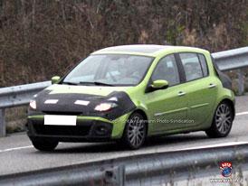Spy Photos: Renault Clio jde po stopách nového Renaultu Mégane