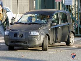 Spy Photos: Lancia Ypsilon zůstane malá